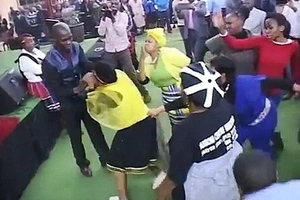 Two SDA pastors bite woman several times during prayers for refusing to share her photos