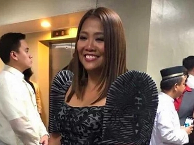 What 'netizens' have to say about Nancy Binay's dress for SONA 2016? Find out here