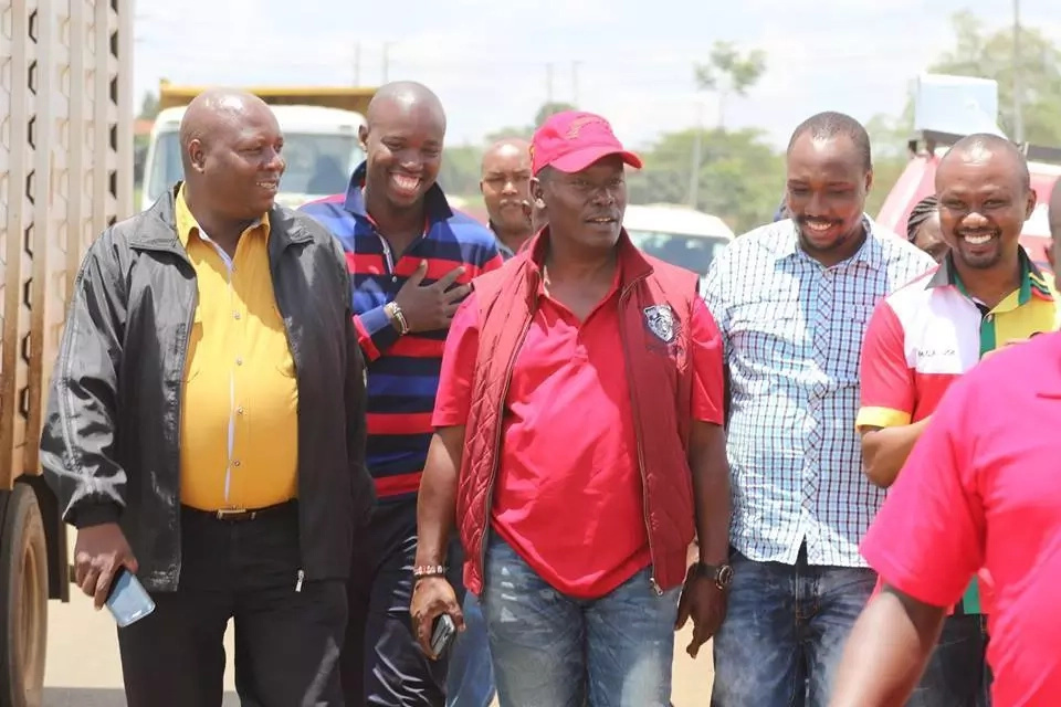 Kabogo gives Waititu a very heartbreaking message before party nominations