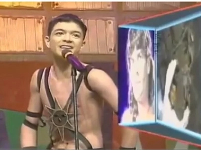Jericho Rosales' throwback video in Eat Bulaga's Mr. Pogi 1996 is definitely worth watching