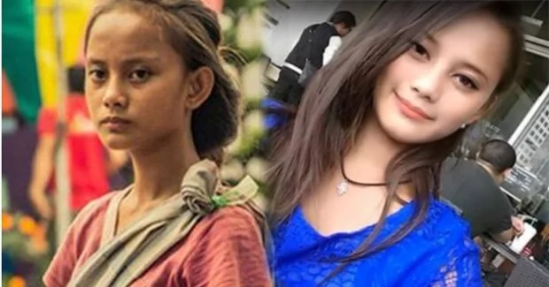 See the beautiful transformation of 'Badjao Girl' Rita Gaviola