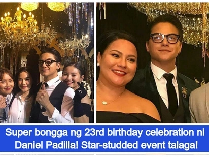 Engrande ang party! Daniel Padilla's 23rd Great Gatsby birthday celebration