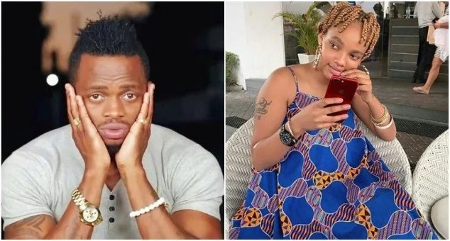 Sister to Diamond Platinumz alleged side chic reveals she has slept with him