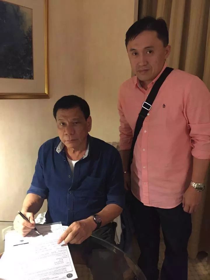 How did Duterte's most trusted aide alter the course of history?