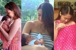 You do not understand! Marian Rivera hits back at basher who criticized her for breastfeeding in public