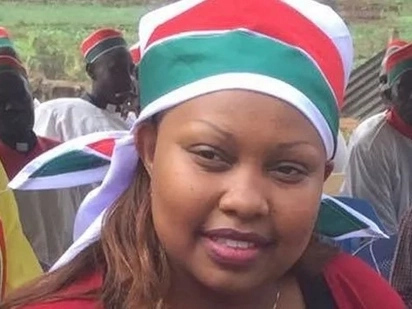 I'm not interested - Millicent Omanga turns down Governor Sonko's offer