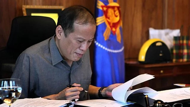 Aquino to work for Filipinos till the last hour