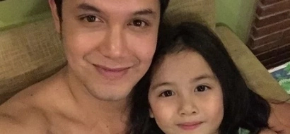Proud daddy! Kapuso star Paolo Ballesteros shares daughter's sweet Instagram message