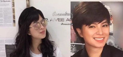 Netizens speculate why Angel Locsin cuts her hair and come up with these 3 reasons