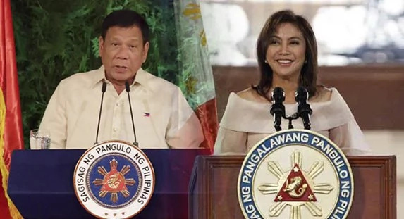 Robredo pushed as Rody's 'First Lady' in official functions