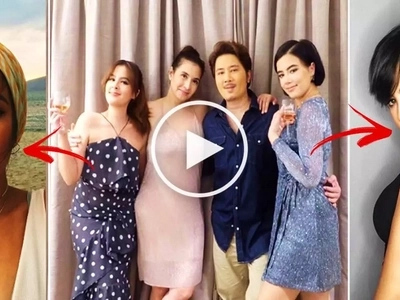 Janno Gibbs & Bing Loyzaga's daughters are all grown up! Netizens believe that they can become showbiz superstars!