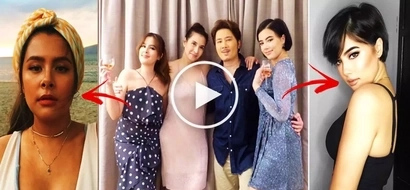 Janno Gibbs & Bing Loyzaga's stunning daughters are all grown up! Netizens believe that they can become showbiz superstars!