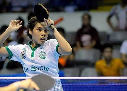 First Filipino table tennis player qualifies for 2016 Olympics