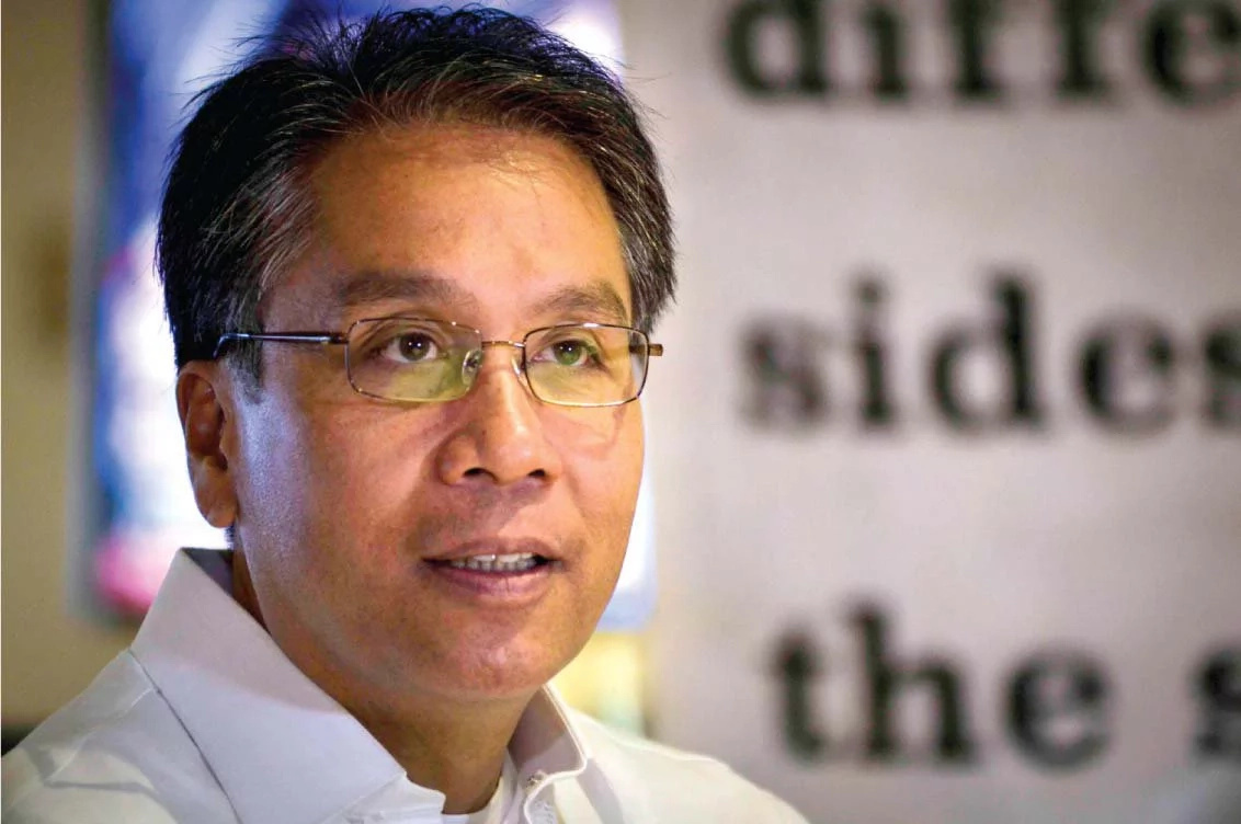 Mar Roxas to run again in 2022?