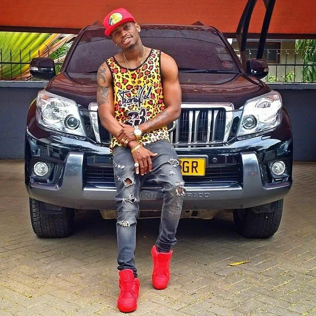Diamond Platinumz reveals how filthy rich he is