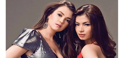 Angelica Panganiban and Angel Locsin in 1 Project