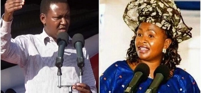 Dirty politics:Mutua drags Wavinya Ndeti in yet another scandal