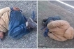 Cereal thief! Man, 69, finds thief enjoying bowl of cereal in his kitchen, ties him up in middle of road
