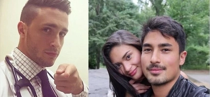 Paano si Doc Mike? Netizens gush over sweet photo of Pia Wurtzbach and racing hottie Marlon Stockinger