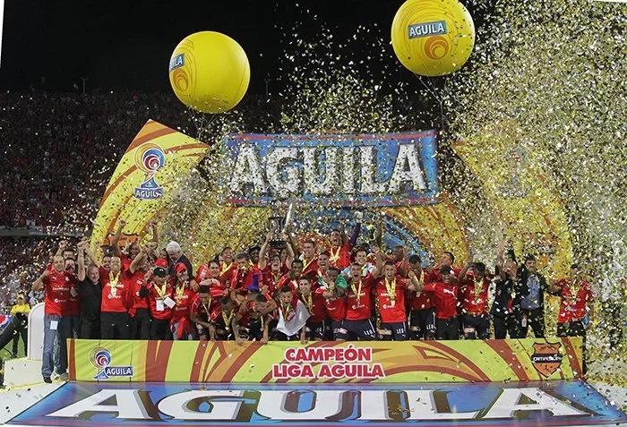 El esfuerzo de Medellín tuvo su recompensa