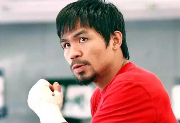 Pacquiao-training