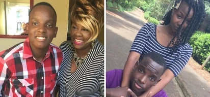 7 never before seen tempting photos of Pastor Kiuna's future daughter-in-law