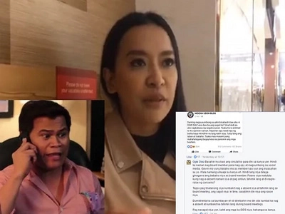 Ogie Diaz says Mocha Uson's not doing her job as MTRCB board member