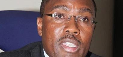 VIDEO: Dissolve Cabinet, Its Lazy And Incompetent, Kabando Tells Uhuru