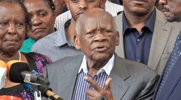 Mzee Maina Wanjigi naye auvimbisha msuli wake dhidi ya Jubilee