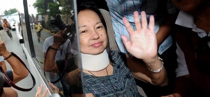 BREAKING: SC sets former president Gloria Macapagal-Arroyo free