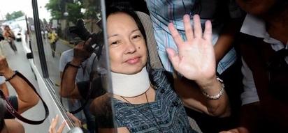 BREAKING: SC sets former president Gloria Macapagal-Arroyo free