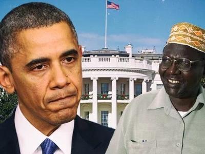 Nduguye Barack Obama atao 'USHAHIDI' wa kumharibia kiongozi huyo sifa (picha)