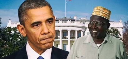 President Obama savagely attacked by his Kenyan brother