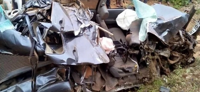 Four killed in grisly accident in Mamboleo, Kisumu