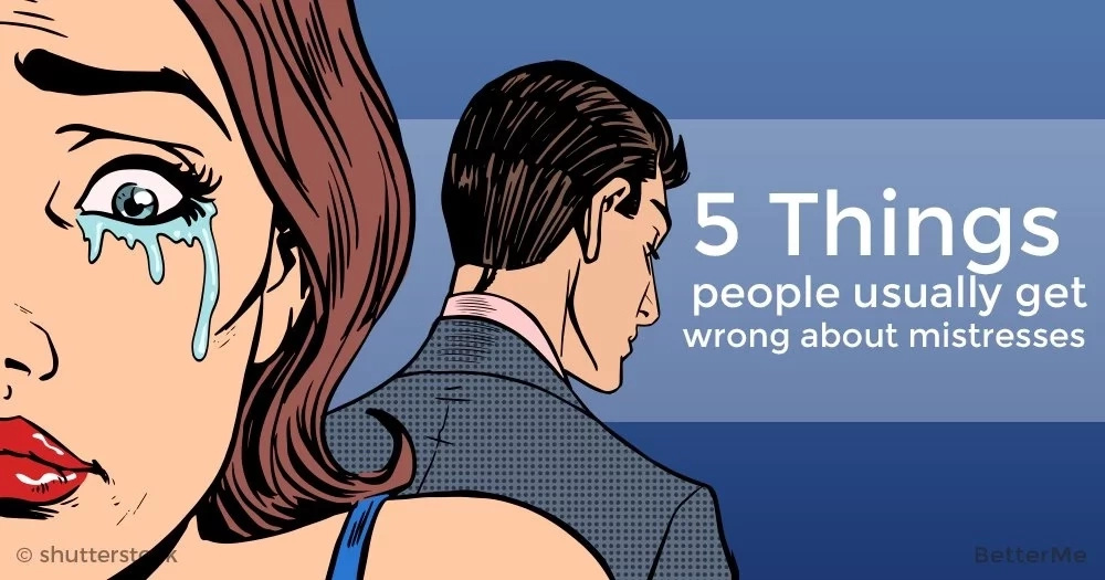 5 things people usually get wrong about mistresses