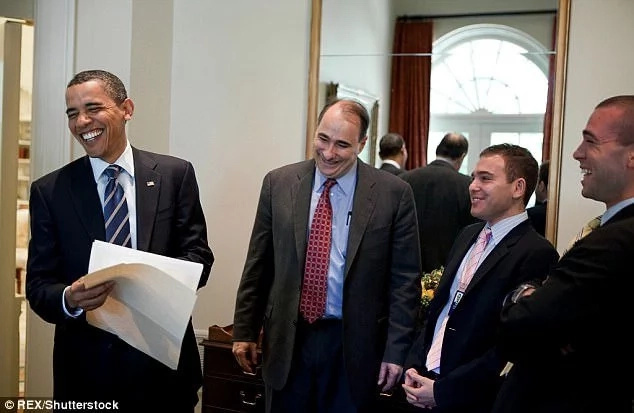 Litt was Obama's go-to comedy writer. Photo: REX/Shutterstock
