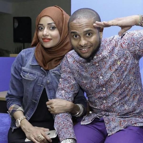 KTN presenter welcomes baby boy