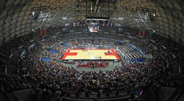 "FIBA Olympics team caught a ""spy"" while training"