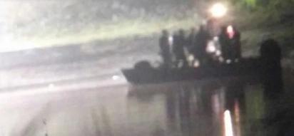 Footballers die in horrific boat accident
