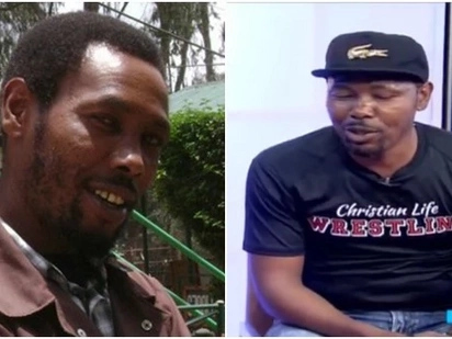 Witty Tahidi High actor Omosh opens up about his struggle with alcoholism for over 20 years
