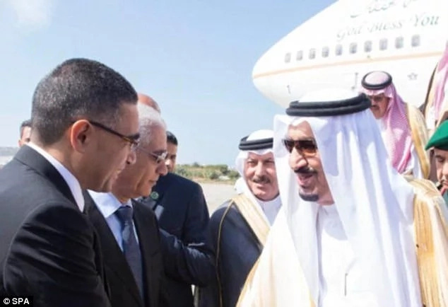 Saudi King splashes out jaw-dropping Ksh10 billion on month-long holiday in Morocco