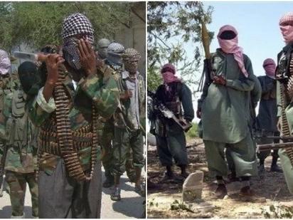 2 Kenyans badly injured after US military attacked an Al Shabaab camp
