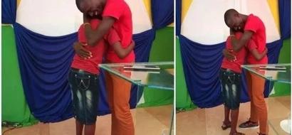 Wapenzi waliofunga ndoa kwa KSh 100 waenda fungate ya kifalme (picha)