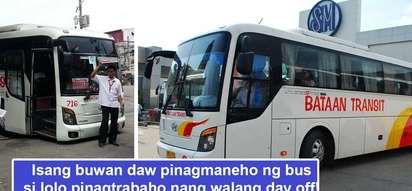 Kinawawa ng amo! Bus driver tragically dies from overwork as he allegedly worked for 1 month without any day off