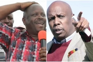 Isaac Ruto makes the most unexpected political decision days after KANU agreed to support Uhuru's re-election
