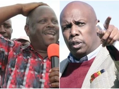 Isaac Ruto, Gideon Moi deal which will completely FINISH William Ruto
