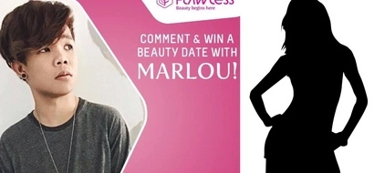 Get a chance to win a Valentine date with the ultimate bae MARLOU! But first, what is love?