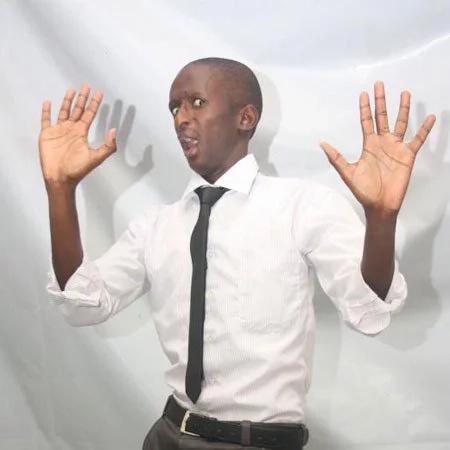 Comedian Njugush gives a hilarious answer on why he's not poor in bed