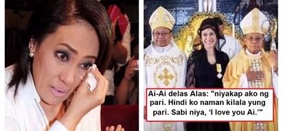 Ai-Ai delas Alas recalls her 2 unforgettable experiences in Manaoag Church: 'Kinilabutan ako'