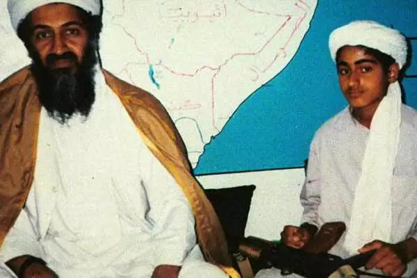 Osama Bin Laden's son poses threat to US